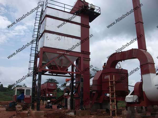 drum mixing plant manufacturer