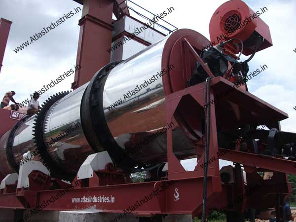 asphalt drum mix plant manufacturer India