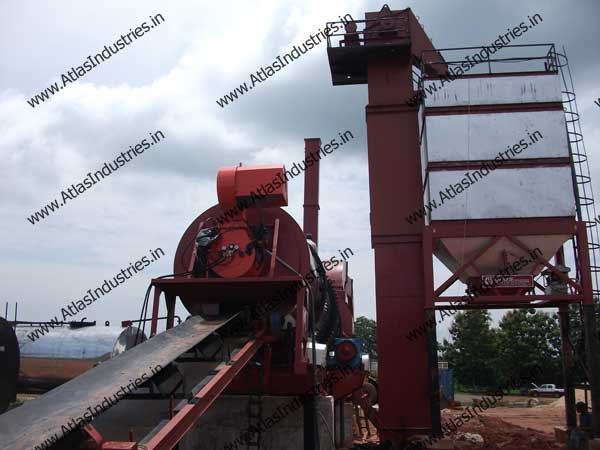 asphalt drum mix plant in Nigeria