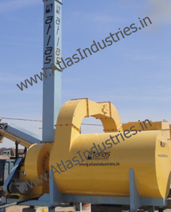 POLLUTION CONTROL DEVICE FOR ASPHALT PLANT