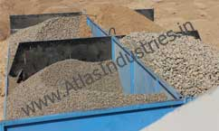 Aggregate feeders
