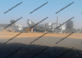 Asphalt drum mix plant: 90-120 tph installed near Sanchore