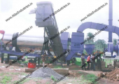 Asphalt drum mix plant installed in Nigeria