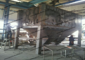 Dry concrete plant for Israel
