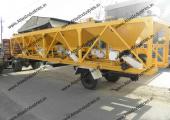 Portable asphalt mixing equipment for Cameroon