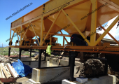 40-60 tph portable asphalt plant installed in American Samoa