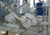 Bitumen sprayer for Tanzania
