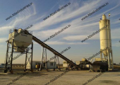 200 tph wet mix plant in U.A.E.