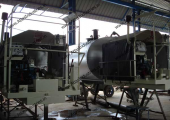 Bitumen pressure distributor for Libya