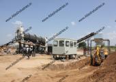 Double drum plant installed in Jaipur, Rajasthan