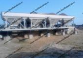 Asphalt drum mix plant: 90-120 tph installed near Sanchore