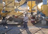 Asphalt drum mix plant installed in Morocco