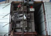 90 cum concrete batch plant for Nigeria