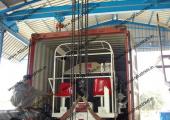 Tar spraying equipment for Egypt