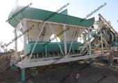Concrete mixing plant - capacity 20 m3/hr. near Mundra, Gujarat