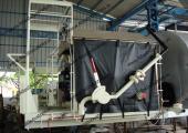 Bitumen pressure distributor for Libya