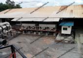 Double drum asphalt drum plant for Malaysia