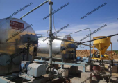 Asphalt drum mix plant installed in Morocco
