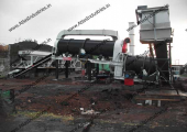 Double drum asphalt mix plant in Kolhapur, India