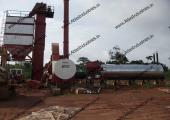 Asphalt plant installed in Nigeria