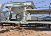 Double drum plant installed in Jaipur, Rajasthan