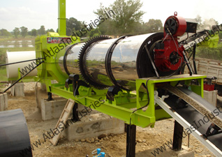 CASE STUDY FOR 60-90 TPH STATIONARY DRUM MIX PLANT INSTALLED IN PHILIPPINES