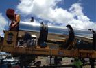 40-60 tph mobile asphalt plant in American Samoa