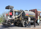 6 T Bitumen sprayer in Baroda, India