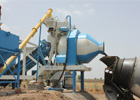15 cum/hr. portable concrete batch plant