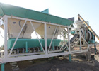 Mobile concrete plant in Mundra, Gujarat